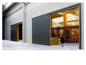 Industrial Fire Doors